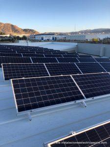 Instalación fotovoltaica nave 20kw