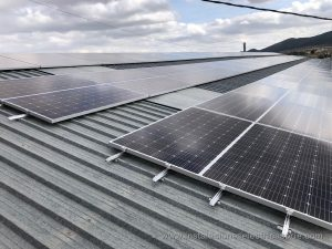 Instalación fotovoltaica nave 80kw
