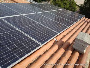 Instalación fotovoltaica vivienda 5kw